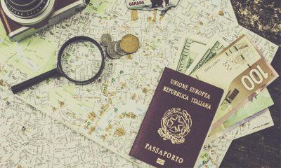 Passaporte Italiano Morar na Europa cidadania italiana por descendência
