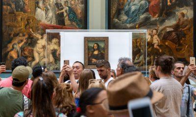 Mona Lisa Gioconda Museu do Louvre