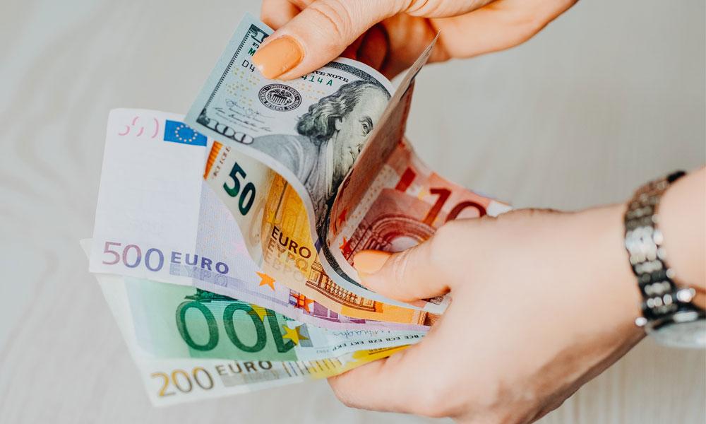 Transferwise Euro Dólar Franco suíço enviar dinheiro exterior remessa online transferir dinheiro