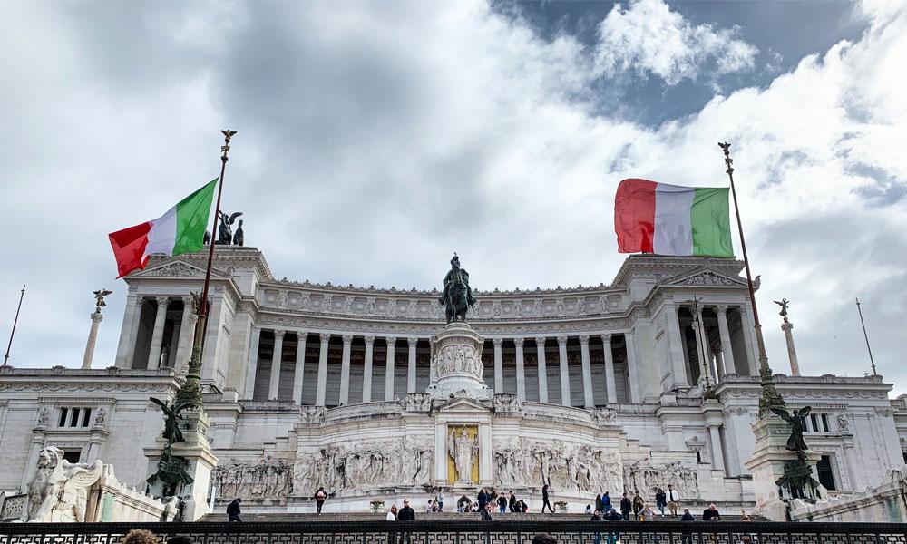 Altare della Patria Visitar Roma Visitar Itália Conhecer