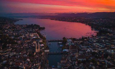 Zurique Suíça Zurich Switzerland Morar na Suíça Visitar a Suíça cidades mais encantadoras da Suíça
