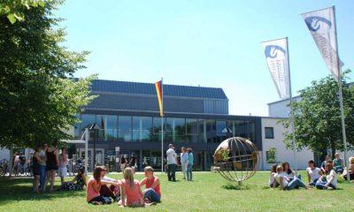Alemanha universitários auxílio financeiro