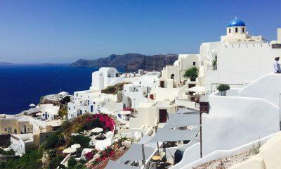 Grécia Santorini turismo praias ilhas