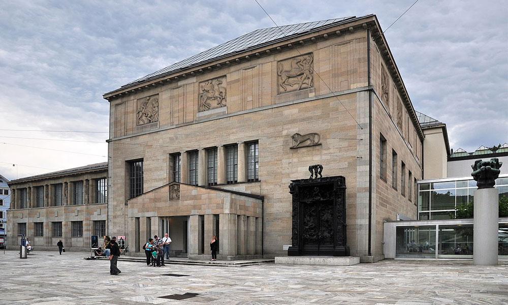 Kunsthaus Zurich Zurique Suíça Switzerland
