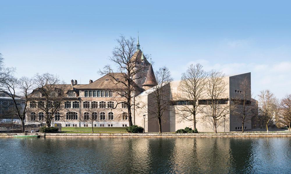 Landesmuseum Museu Nacional da Suíça Zurique Zurich