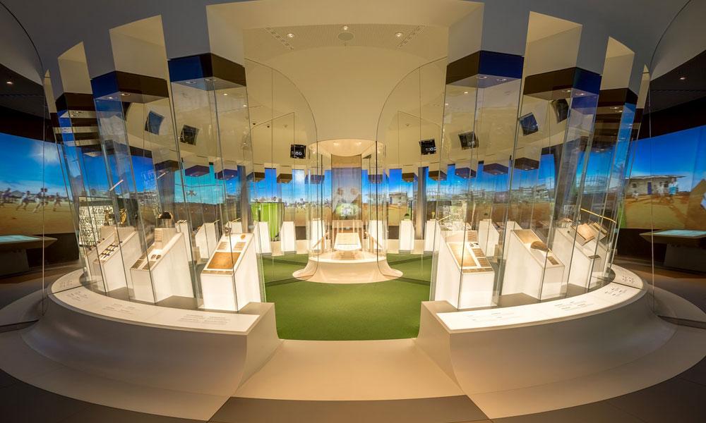 Museu da Fifa Zurich Zurique Suíça Switzerland