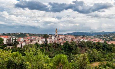 San Giovanni in Galdo Itália Italy Molise