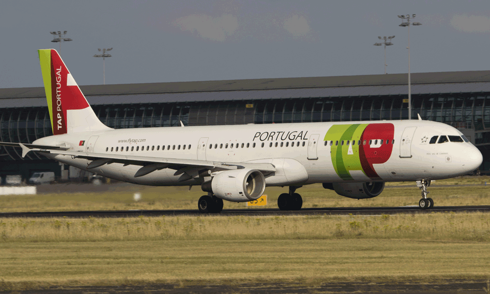TAP Air Portugal passagens aéreas