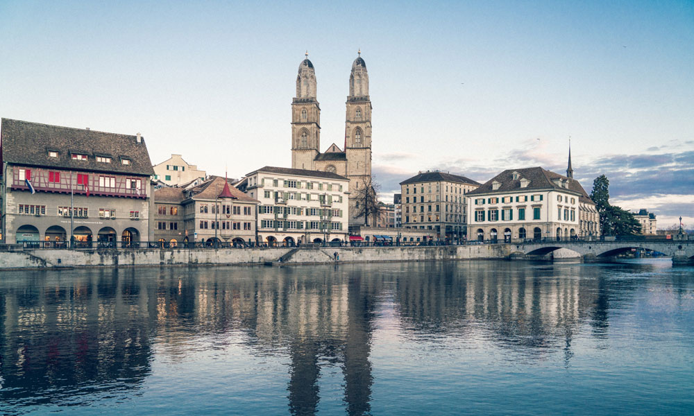 Zurique Suíça Zurich Switzerland Morar na Suíça Visitar a Suíça
