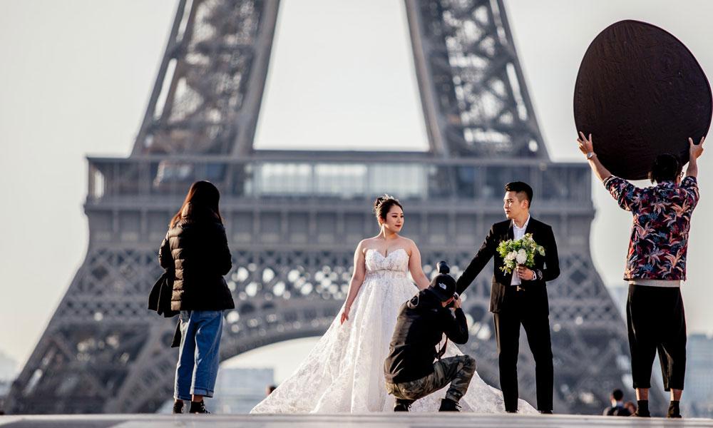 lua de mel na europa paris frança sonho casamento