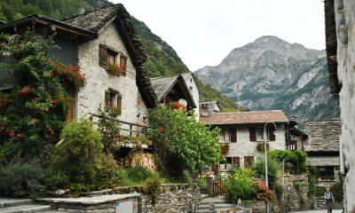 casas por 1 franco suíça morar viver ticino