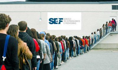SEF imigração portuguesa portugal