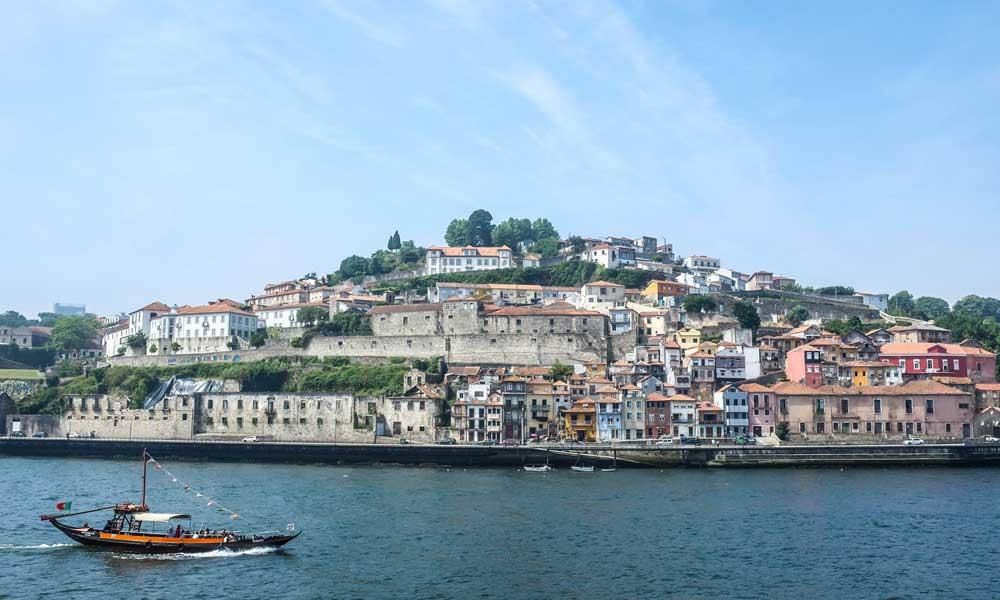 Trabalho no interior de Portugal