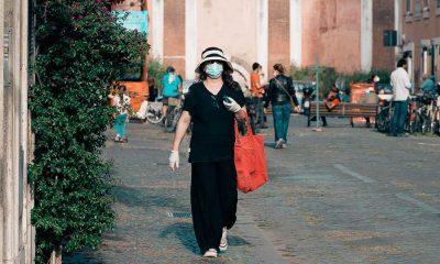 itália uso obrigatório máscara medida restritiva sanitária
