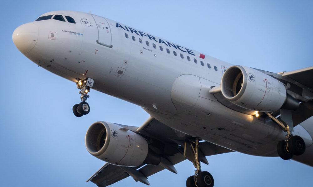 Air France França Restrição viagem