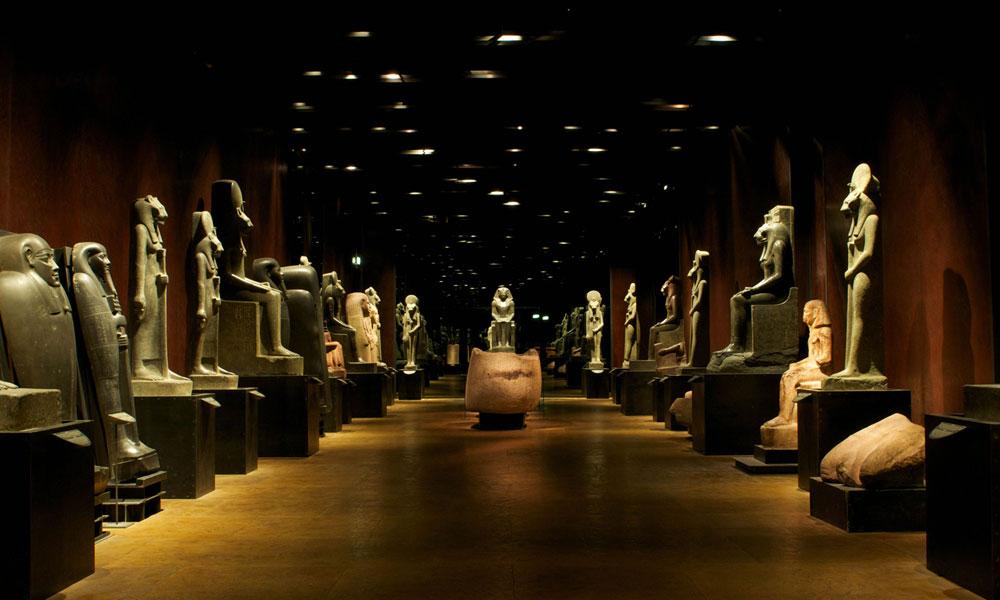museu egípcio de torino turim itália