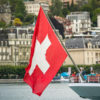 suíça barco bandeira covid19 turismo
