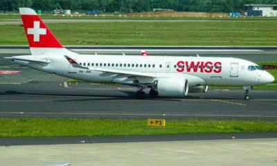 Suíça viajar swiss airlines