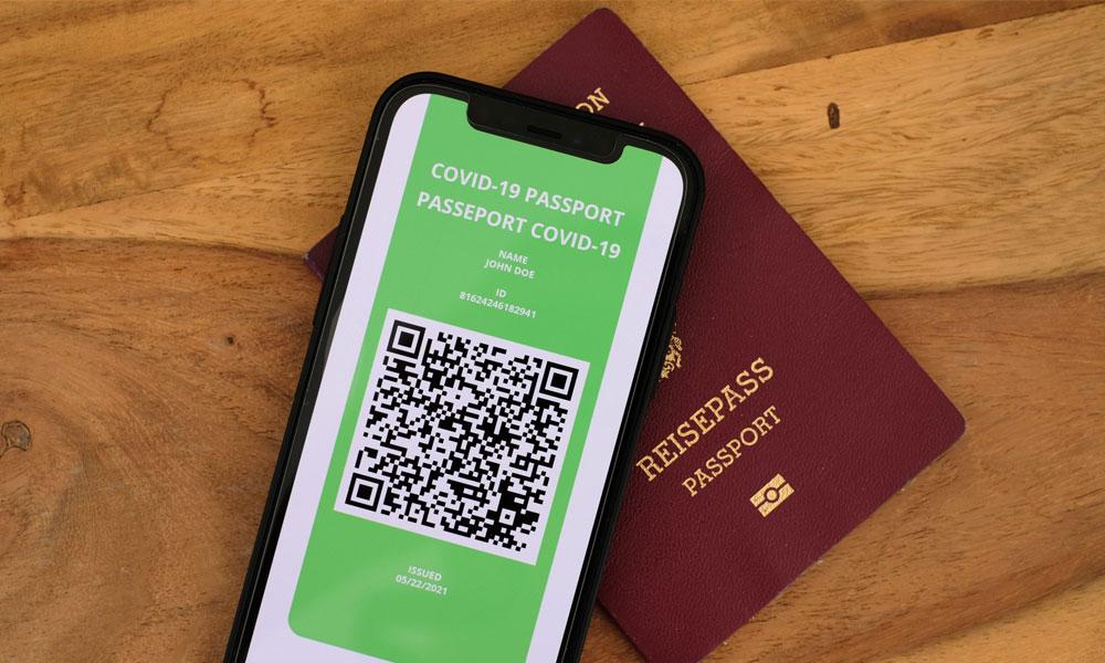 itália passaporte covid green pass